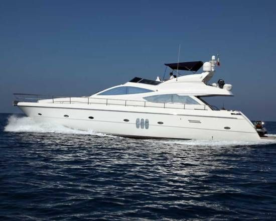 Flying Charter appointed as a worldwide sole central agent for M/Y GABY